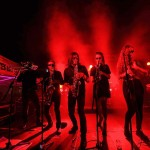 sax horn section live music canberra